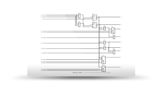 ABB ADVANT CONTROLLER 450ABB AC450 logic screenshot from Actual Plant
