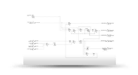 EMERSON OVATION VERSIONS 2.4, 3.2 AND ABOVEEmerson OvationTM Logic on Actual Plant's Engineering Station