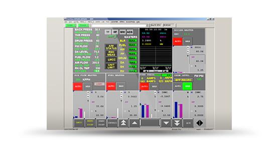 FOXBORO I/AFoxboro I/A HMI screenshot from Actual Plant