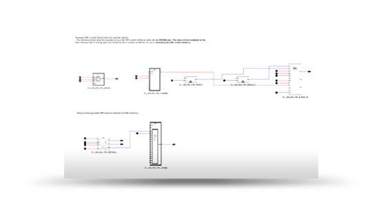 GE MARK VLEGE Mark VIe logic screenshot from Actual Plant