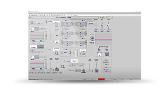 HONEYWELL EXPERIONAutomatically Translated Honeywell Experion HMI Running on SimuPACT